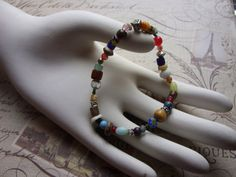 Gypsy Bead Bracelet by The Gypsy Bead on Etsy.com