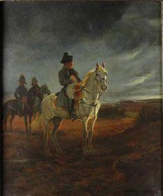 Napoléon par Raymond Desvarreux (1876-1961)