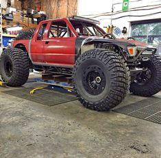 Toyota Rock Crawler