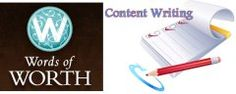 Earn Money by Writing Quality Content with Words of Worth | Easy Work from Home Jobs Online