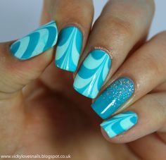 Vicky Loves Nails!: My Very First Watermarble ++++++check out++++++ www.toyastoystore.com For party planning and date night fun!
