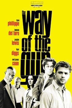 The Way of the Gun (2000) Considered a cult film. Weird movie, not for everyone, but I like it.
