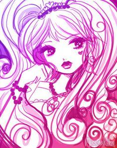 Sketch by Miss Kika