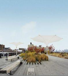 High Line, New York, USA by MDT Baltic  MDT AG, Stand 11, Super Brands London 2013, www.mdt-tex.com