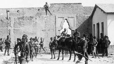 Entre julio y agosto de 1921 unos pocos soldados peninsulares resistieron en Zeluán el asedio del ejército cabileño. El aeródromo que defendieron es el mismo que recrea el Museo del Aire en su nueva sala