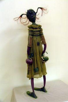 Jurate of Lithuania Art Dolls