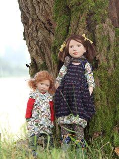 Annemi Zwergnase Doll, 2014 Collection