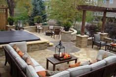 Amazing Sunken Hot Tub | Home Sunken Hot Tub Design Ideas, Pictures, Remodel And  Decor