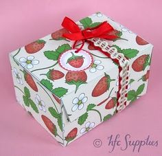 How to make gift boxes.........
