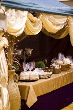 A night in Bethlehem- Ward Party Idea iheartnaptime.net