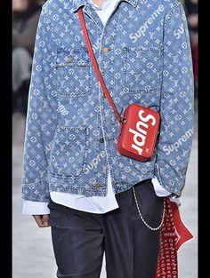 Louis Vuitton x Supreme : la collaboration ultime ?