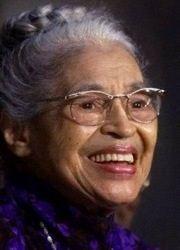 Civil Rights Activist Rosa Lee Parks 04.02.13