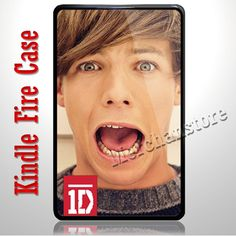 One direction HOT GUYS Louis Tomlinson Kindle Fire Case