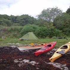 Sea Kayaking and camping at the Isle of Skye, Scotland. £495