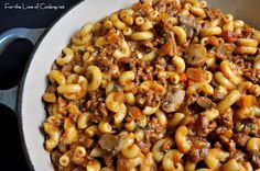 For the Love of Cooking » Italian Goulash