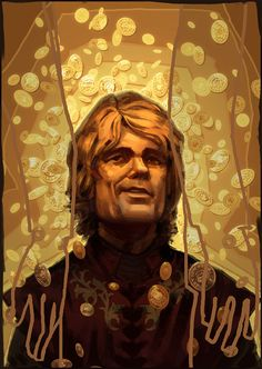 """A Lannister Always Pays his Debts""  Tyrion by ChristianNauck.deviantart.com"