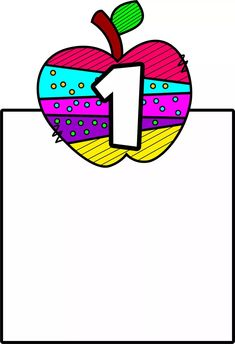Numbers For Toddlers, Learning Numbers Preschool, Second Grade, Classroom, Clip Art, Birthday, Cute, Cards, Learning Numbers