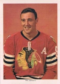 Since it looks like the Blackhawks my exit the playoffs early, I'll reminisce about the guys who made me a fan - Chico Maki - Chicago Women's Hockey, Blackhawks Hockey, Hockey Games, Chicago Blackhawks, Hockey Stuff, Vancouver Canucks, Phil Esposito, Canada Hockey, Goalie Mask