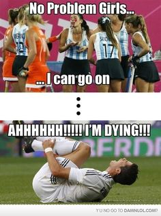 Difference between guys and girls!