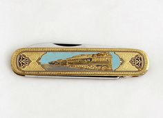 Vintage Pocket Knife WABASH / 1950s German by TheGentlemansBlade