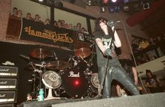 The Ramones at Hammerjacks