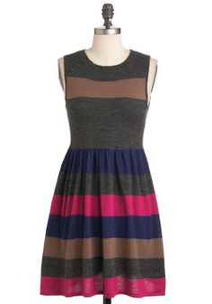 Knits All Good Dress, #ModCloth