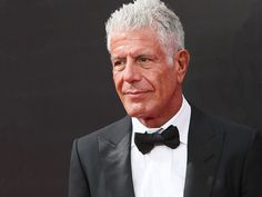 Anthony Bourdain Just Posted The First Photo With His New Girlfriend   ...and we're already wishing for more. ...