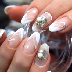 ブライダル風Nailの画像   広島のネイルサロンNailSTQUE ShimaのBlog