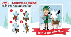 It's day 2of our #12Days of Christmas Bonanza! Simply comment on this post with your answer to be in with a chance to #win a Nutribullet. Entries close at midnight. Good luck! T&Cs:http://1stcentral.co/2gVqAuW