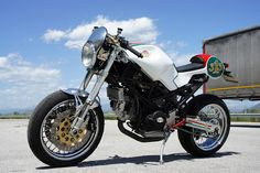 "Ducati Monster 900 ""Nasty Donkey"" by Luismoto"