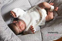 Traje de Punto para Bebés Recién Nacidos