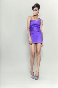 The Labyrinth Collection: Sahara Dress