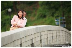 Flowers & Bicycles | Krystel & Lloyd's Olmpic Park Engagment Session