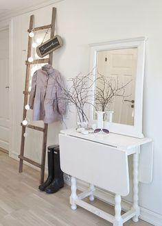 Casita blanca en Dinamarca | La Garbatella: blog de decoración de estilo nórdico, DIY, diseño y cosas bonitas.