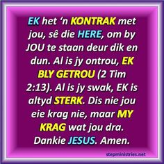 Afrikaans Quotes, Prayer Quotes, Quotes Positive, True Words, Prayers, Lisa, Positivity, God, Beach
