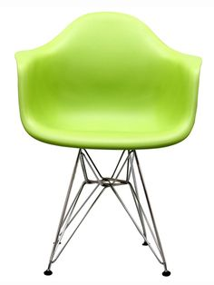 Ceremony Wire Armchair | 	  Green | Modern Furniture • Brickell Collection