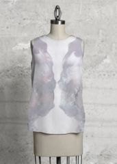 TWILIGHT: What a beautiful product!TWILIGHT SLEEVELESS TOP violet gold by Lolo