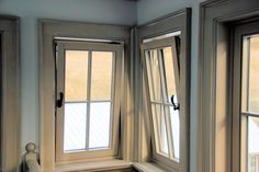 Tilt and turn windows offers maximum ventilation