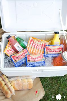 Four tips for safely packing a cooler during the dog days of summer