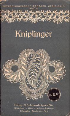 Kniplinger [Lace], O.Oehlenschlägers Eftr  Part 1 http://www.cs.arizona.edu/patterns/weaving/books/knip_lce_1.pdf  Part 2 (has multiple pricking patterns on last pages) http://www.cs.arizona.edu/patterns/weaving/books/knip_lce_2.pdf
