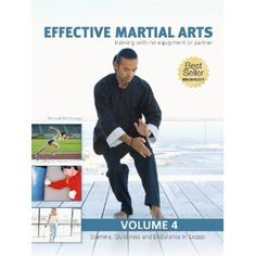 Effective Martial Arts Training with No Equipment or Partner vol 4: Stamina, Quickness and Endurance in Excess - Buy It Now (Kindle Edition)  http://www.amazon.com/dp/B008FLI1KC/?tag=hfp09-20  B008FLI1KC