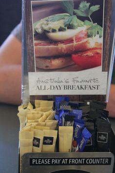 Coffee Club Breakfast - all day breakfast!