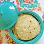 Cinco De Mayo is nearly here, but we were just too excited to wait.  Our brand new Tortilla Warmer was burning a hole in our cabinet, so we threw an impromptu tortilla fiesta featuring our tried-and-true Flour Tortilla recipe.  If you've never tried your hand at homemade tortillas, this is the occasion for it.  Our…
