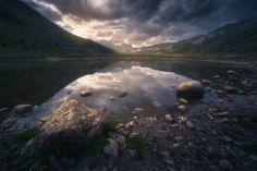 Dark lake by Renè Colella on 500px