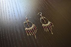 Exquisite Byzantium Peruvian Chandelier Earrings by SassyandCool