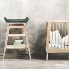 Linea is a children's furniture line that embraces the beauty of solid craftsmanship while also focusing on unique features that make parenting a little bit easier. Will be available in August 2016 Like on Instagram @LiapelaModernBaby