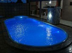 area de laser com piscina pequena iluminada - Pesquisa Google