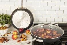 Bar Keepers Friend, Food Film, Oven Cleaner, Non Stick Pan, Me Clean, Cinnamon Apples, Cookware, Crisp, Sweet Tooth
