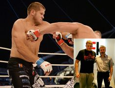 Marcin Tybura - zawodnik MMA startujący w największej gali sportów walk - UFC