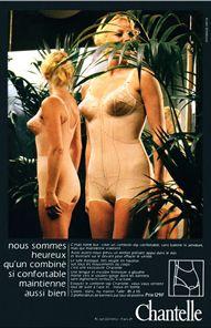 1971-Chantelle-Combiné-2 Bikini Swimwear, Bikinis, Gaines, Archive, Wrestling, Corsets, Fashion, Bodice, Lucha Libre
